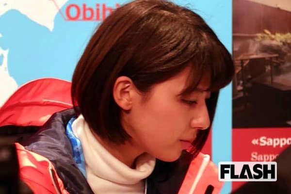 「五輪キャスター争い」TBSは上村彩子アナの独自ルートに期待