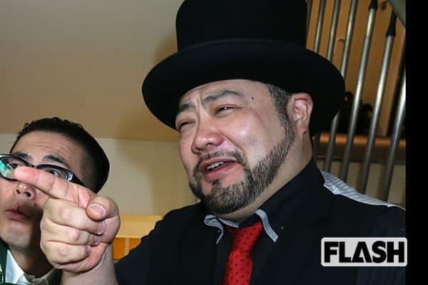 髭男爵・山田ルイ53世「一発屋になるには自分で名乗らないと」