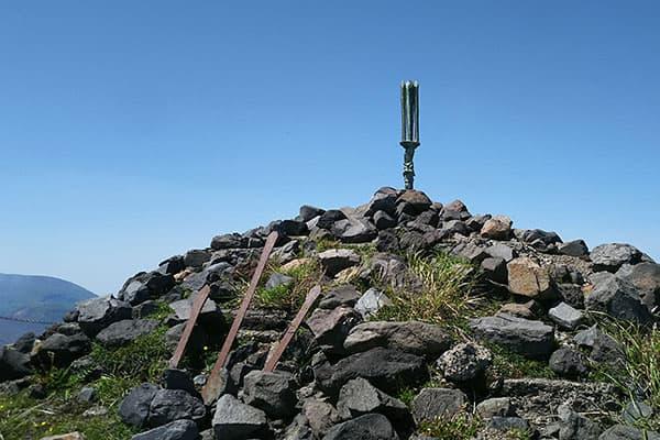 【目指せ不思議スポット】高千穂峰の山頂に突き刺さる天逆鉾