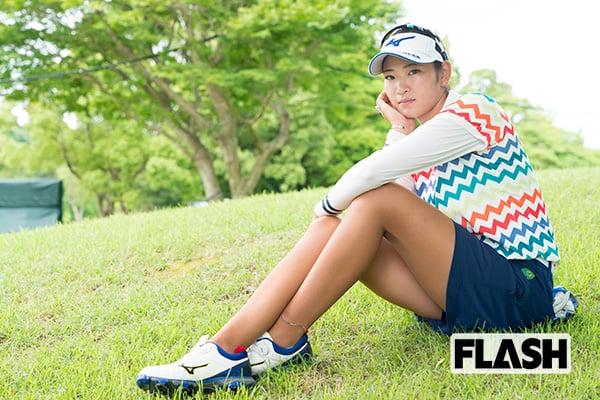 女子ゴルフ「新顔ヒロイン」原英莉花の休日はカラオケに読書