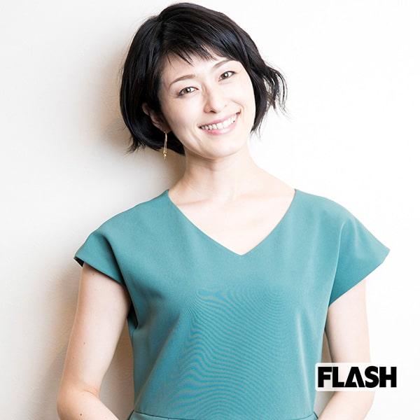 日テレ「阿部哲子アナ」の失敗談「画面につむじしか映らず…」