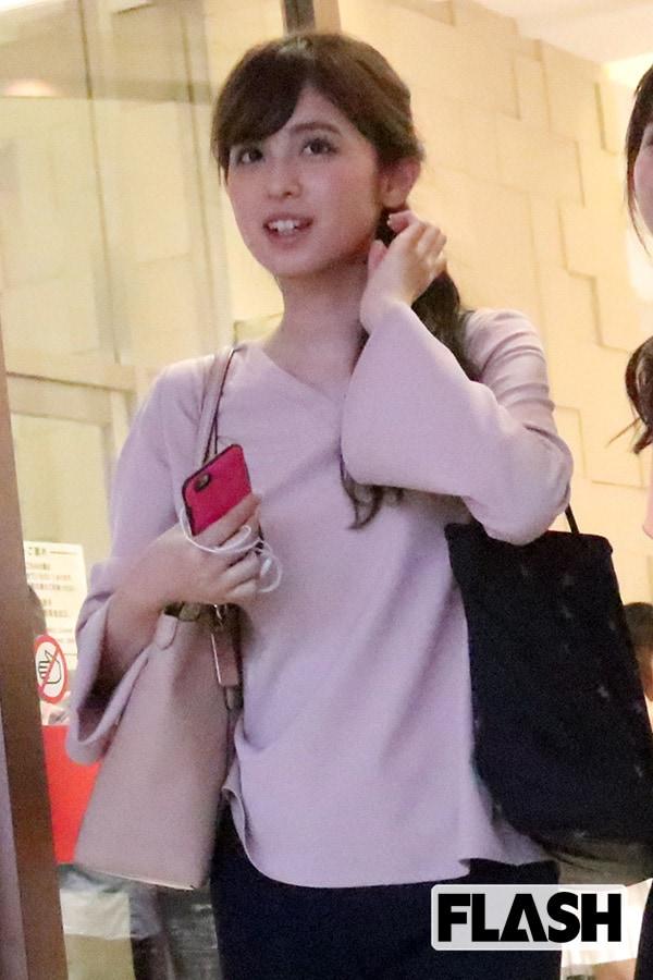 フジテレビ「久慈暁子アナ」入社2年めで「序列」が下がる
