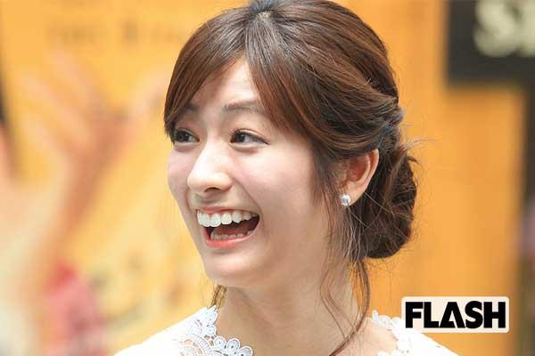 TBSの新人「田村真子アナ」は議員宿舎から大学に通った才媛