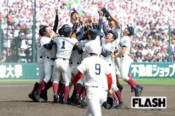 高校野球「日米スカウト」が推す逸材は小園海斗に藤原恭大…