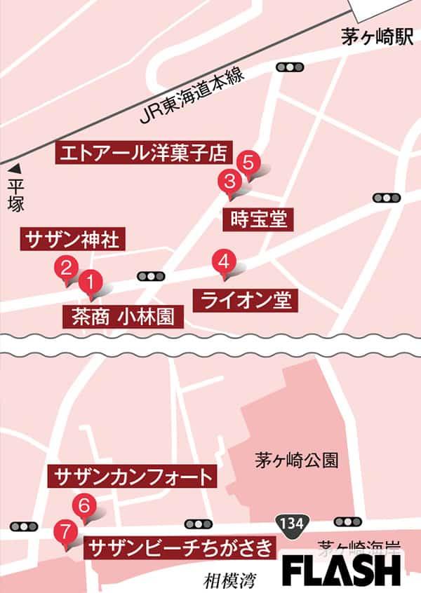 地元で愛されすぎる「サザン」茅ヶ崎には神社まであった