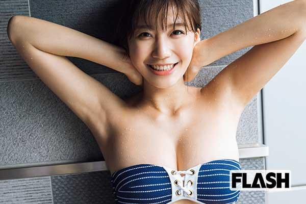 小倉優香「台湾で迎えた19歳の夏」