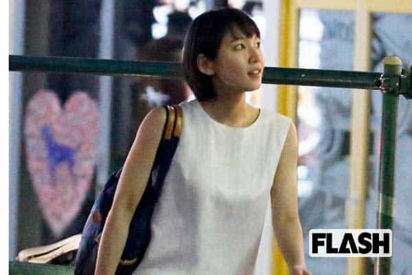 吉岡里帆が小劇場で語った20歳の夢「女優として羽ばたきたい」