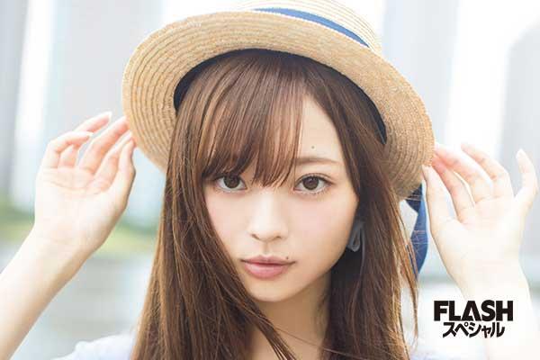 乃木坂46 3期生 梅澤美波 『潮風に舞う君の声』