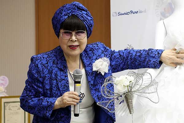ファッションデザイナー桂由美「派手なターバン」の手本は黒柳徹子