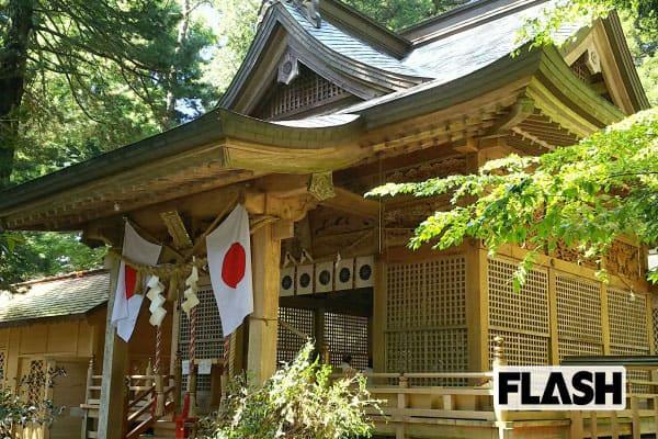 【目指せ不思議スポット】1万5000年の歴史を持つ最古の神社