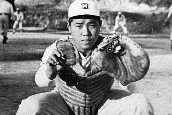 野村克也 ボヤキの原点は「不良のたまり場だった高校野球部」