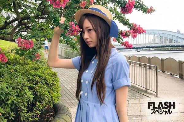 乃木坂46 3期生 梅澤美波【オフショット】FLASHスペシャル盛夏号