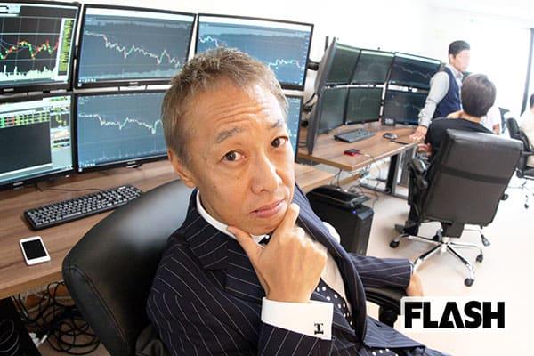 元山口組の金庫番「猫組長」が教える「堅気でもOK」投資術