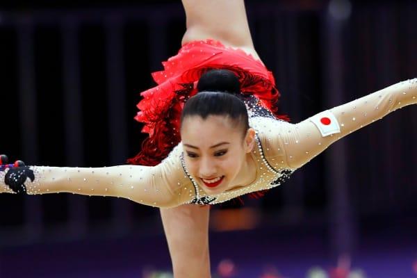 アジア大会イチオシの注目株は「新体操」の大岩千未来