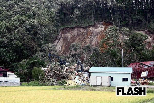 写真で見る「北海道大地震」本誌記者が見た混乱の大地