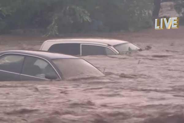 目黒川は「めぐる川」…水難地帯この地名が危ない!