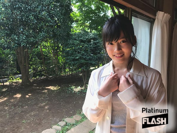 AKB48 チーム8岡部麟【オフショット】Platinum FLASH …