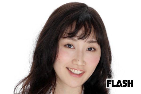 ミスFLASH2019ファイナリスト「桜井みき」胸のサイズは可変かも
