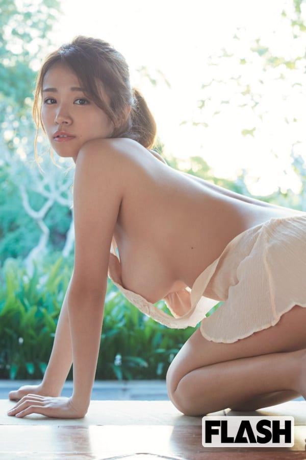 菜乃花「苦節7年、満開ボディ」