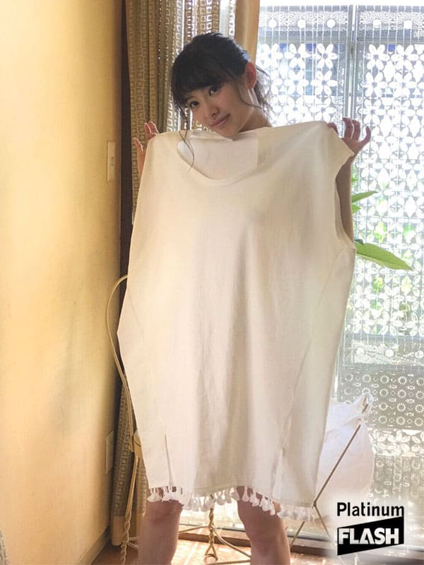 AKB48 チームK 武藤十夢【オフショット】Platinum FLASH Vol.6
