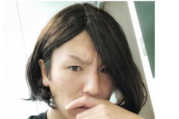 狩野英孝、久々にロン毛で登場「デビュー当時を思い出す」