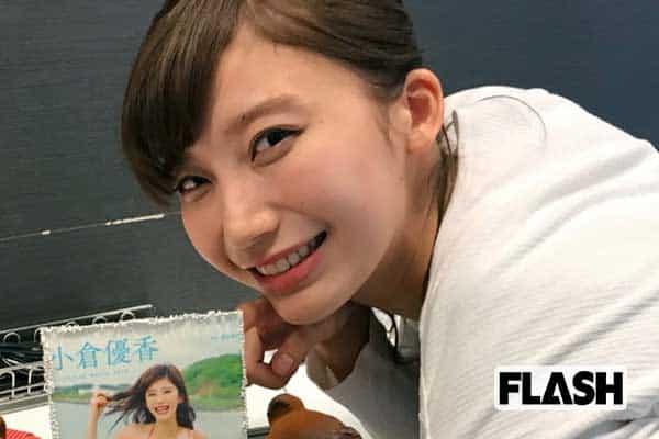 小倉優香「生誕祭」で明かした「カラオケで熱唱する曲」