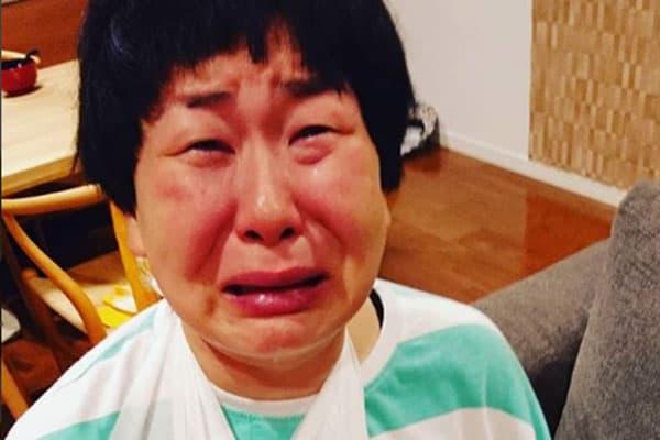 森三中・大島美幸、右手骨折で大号泣「病院中に響きわたる声」