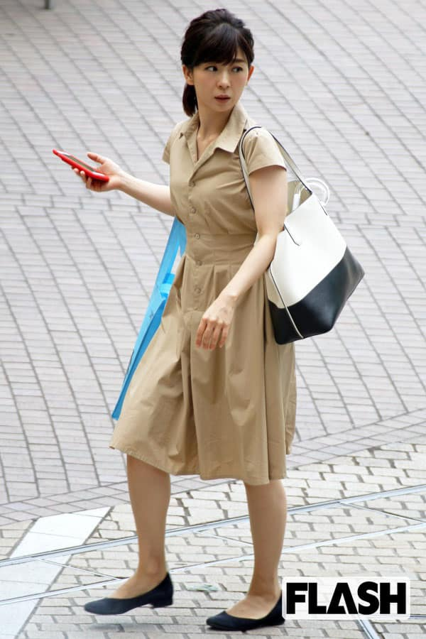 matsuoyumi_テレ朝「松尾由美子アナ」結婚で、隠れ巨乳を独占する男