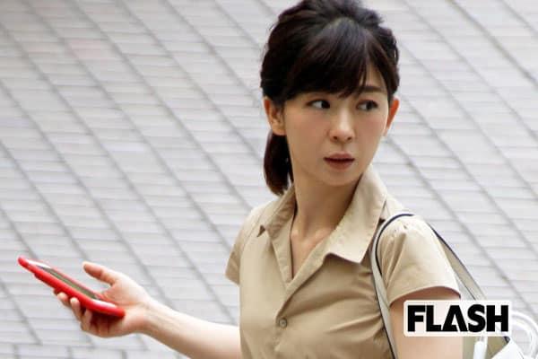 テレ朝「松尾由美子アナ」結婚で、隠れ巨乳を独占する男