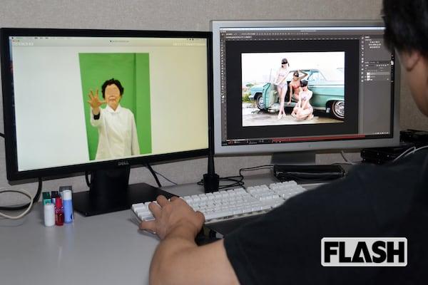 「テレビの心霊写真」は私が作った!ギャラは1枚2万円から!