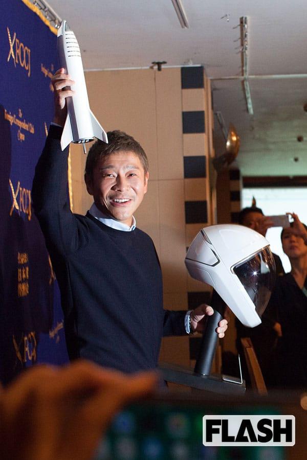 ZOZO前澤社長の「月旅行」1000億円乗船料も広告費なら格安