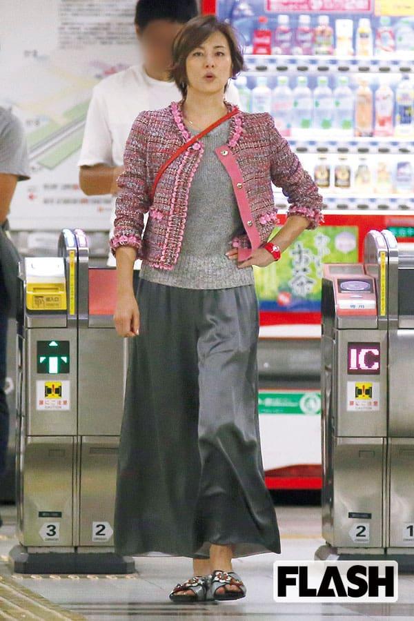 米倉涼子の『リーガルV』ロケ現場撮!ギャラは1本500万円級