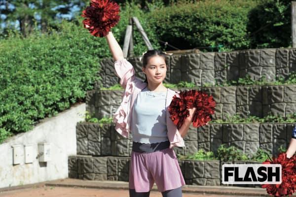 『チア☆ダン』出演の箭内夢菜「悪役もおもしろそう!」