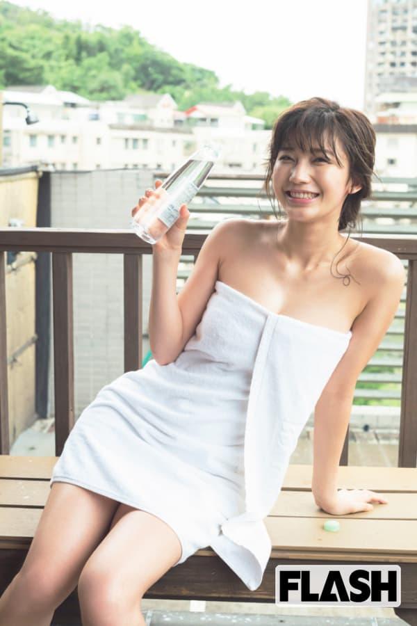 小倉優香「お金がない!」で大泣きした台湾の海外一人旅