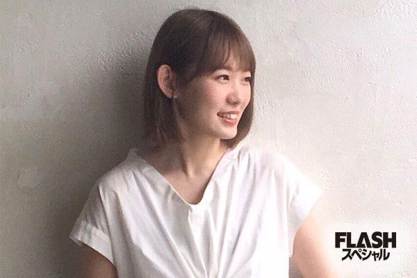 欅坂46 小池美波【オフショット】FLASHスペシャル2018秋号