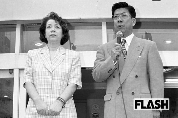 西川きよしの愛人問題に悩んだ妻ヘレンの「浮気チェック術」