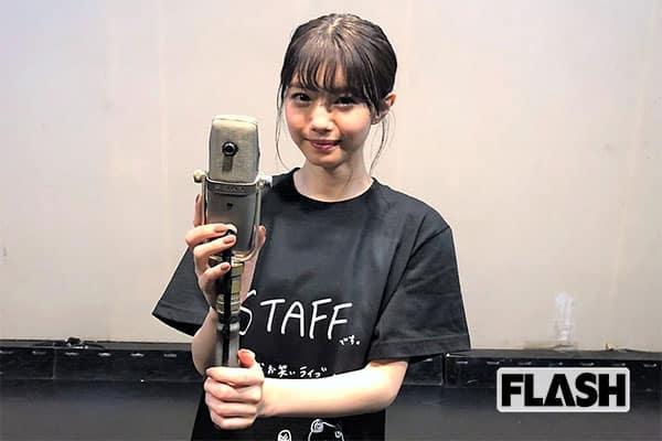 元NMB48 市川美織が芸人にダメ出し「眼圧がすごくて内容が…」