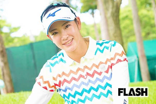 初の賞金シード「原英莉花」は女子ゴルフ界の美脚女王