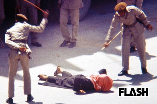 謎のサウジアラビア「公開処刑が娯楽」いまはコスプレも