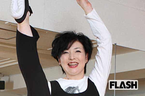 元武富士ダンサーズ「大西裕貴子」SMAPの振付も担当