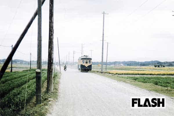 秘蔵カラー写真で見る「60年前の日本」静岡市