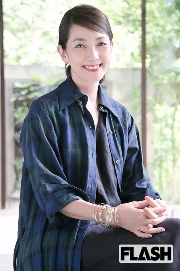20歳で全日空のキャンギャル「松本孝美」いまもモデルを継続