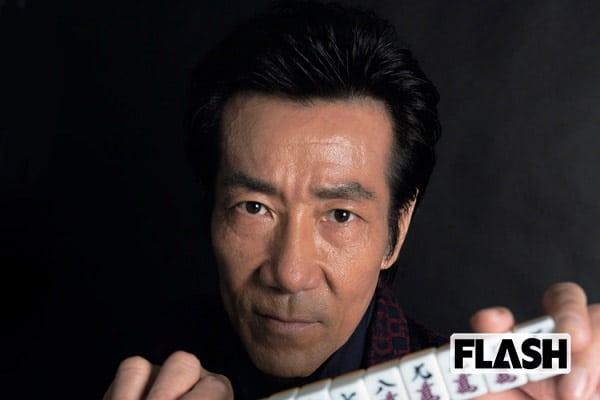 麻雀ドラマ『天』主演の岸谷五朗、麻雀やったことがなかった