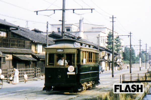 秘蔵カラー写真で見る「60年前の日本」京都