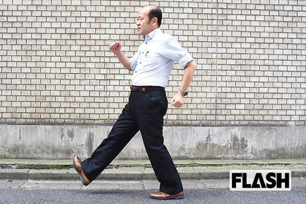 「健康」編集長イチオシ「かかと伸ばし歩き」で筋肉痛知らず