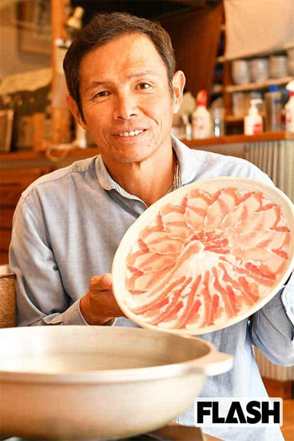元・阪神の野田浩司、野球解説もしつつ本職は肉料理店経営