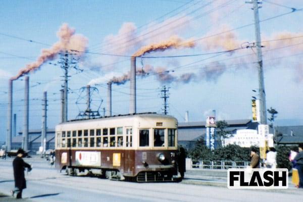 秘蔵カラー写真で見る「60年前の日本」北九州市