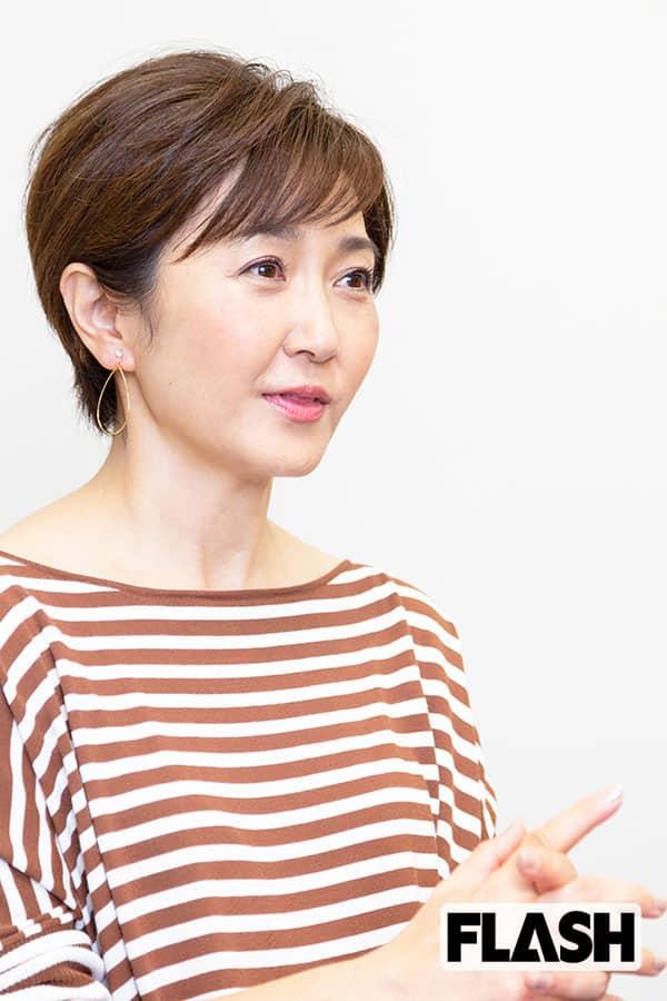 生稲晃子、乳がんを語る「さわりながら右胸に謝った手術前日」