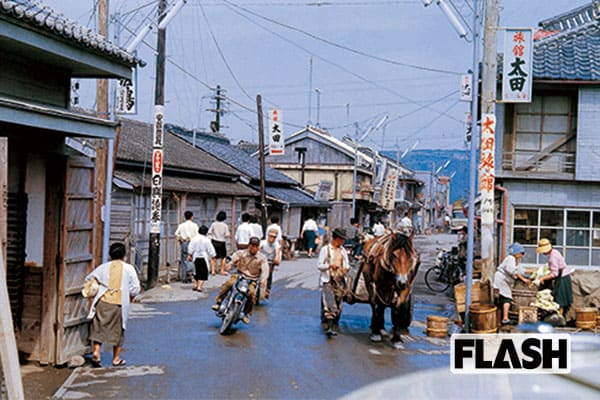 秘蔵カラー写真で見る「60年前の日本」室戸