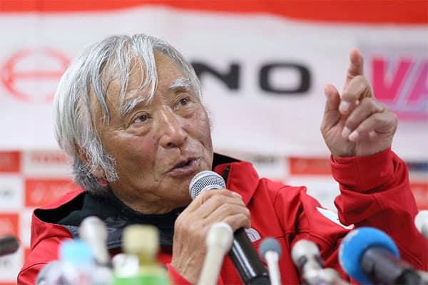 登山家・三浦雄一郎、不摂生の極みからエベレスト登頂へ